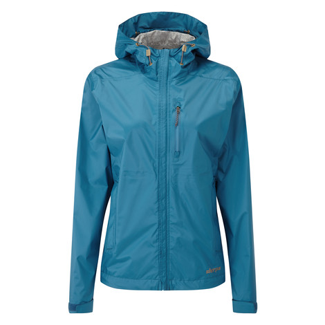 Kunde 2.5-Layer Jacket Raja Blue
