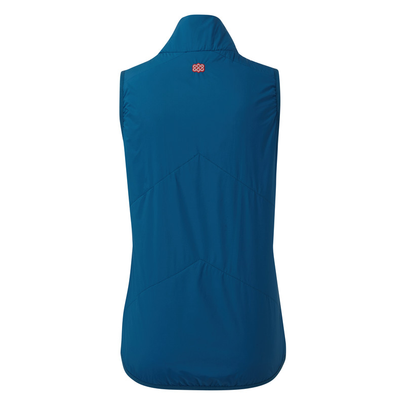 Ukalo Reversible Vest - Raja Blue