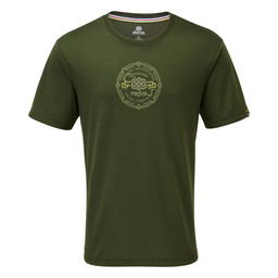 Sherpa Adventure Gear Kimti Tee                 in Mewa Green