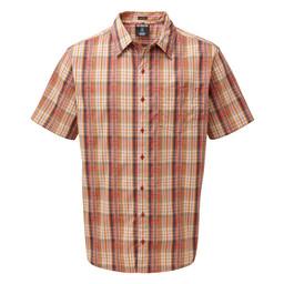 Seti Short Sleeve Shirt Teej Orange