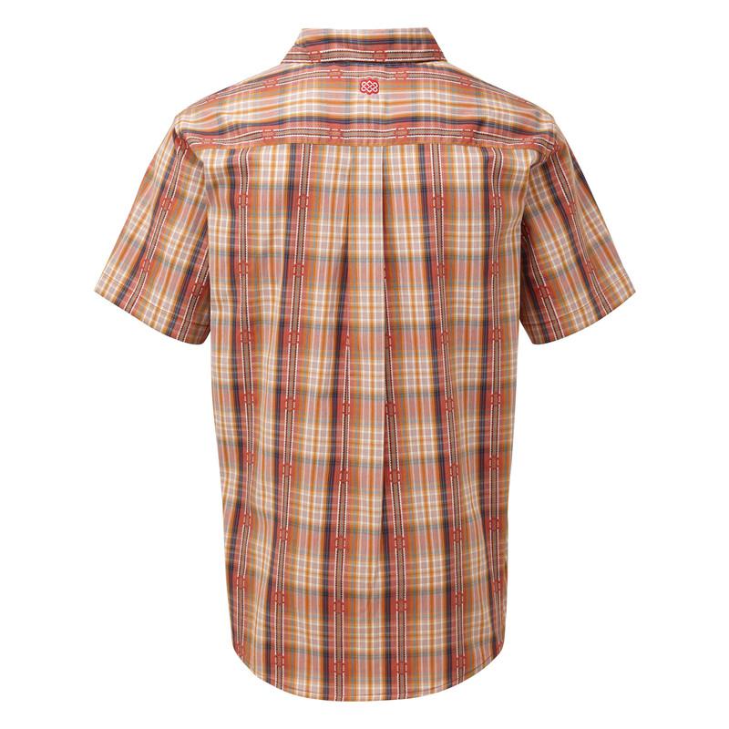 Seti Shirt - Teej Orange