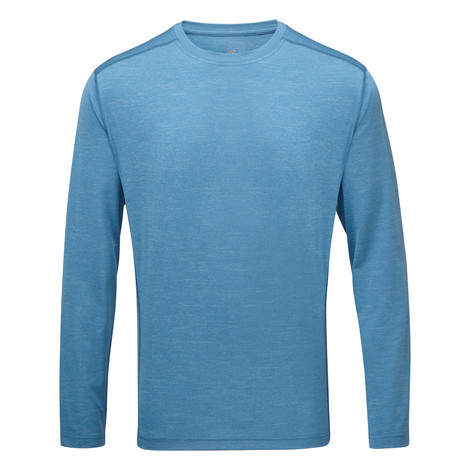 Rinchen Long Sleeve Tee   Raja Blue