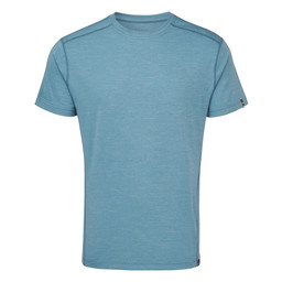 Sherpa Adventure Gear Rinchen Short Sleeve Tee in Raja Blue