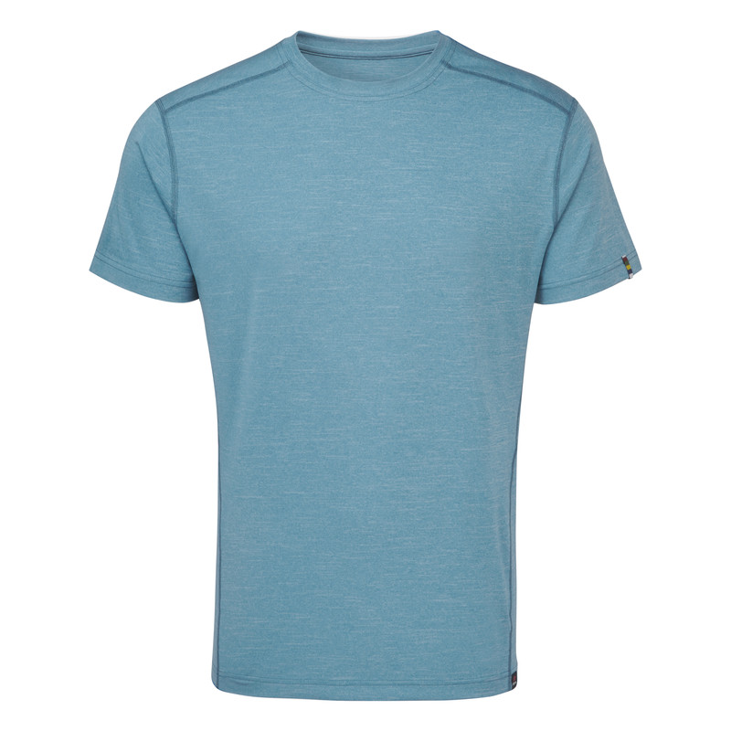 Rinchen Short Sleeve Tee - Raja Blue