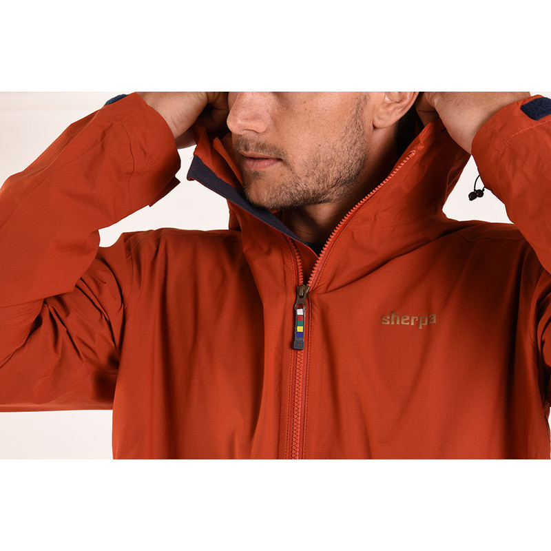 Asaar 2.5-Layer Jacket - Teej Orange