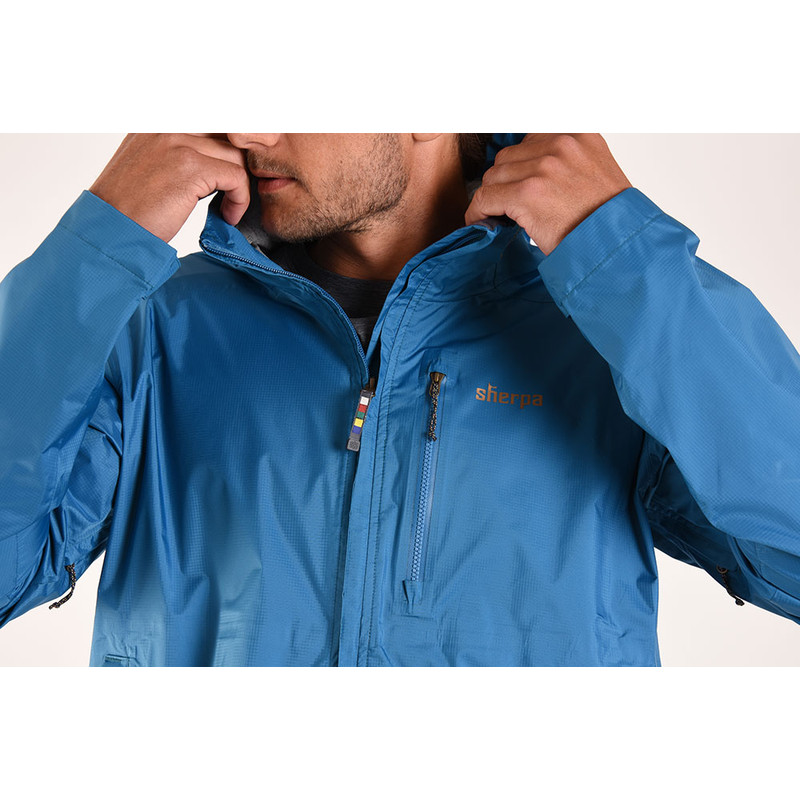 Kunde 2.5-Layer Jacket - Raja Blue