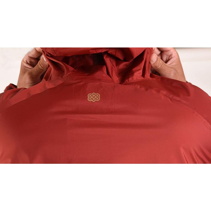 Kunde-2,5-Lagen-Jacke - Potala Red