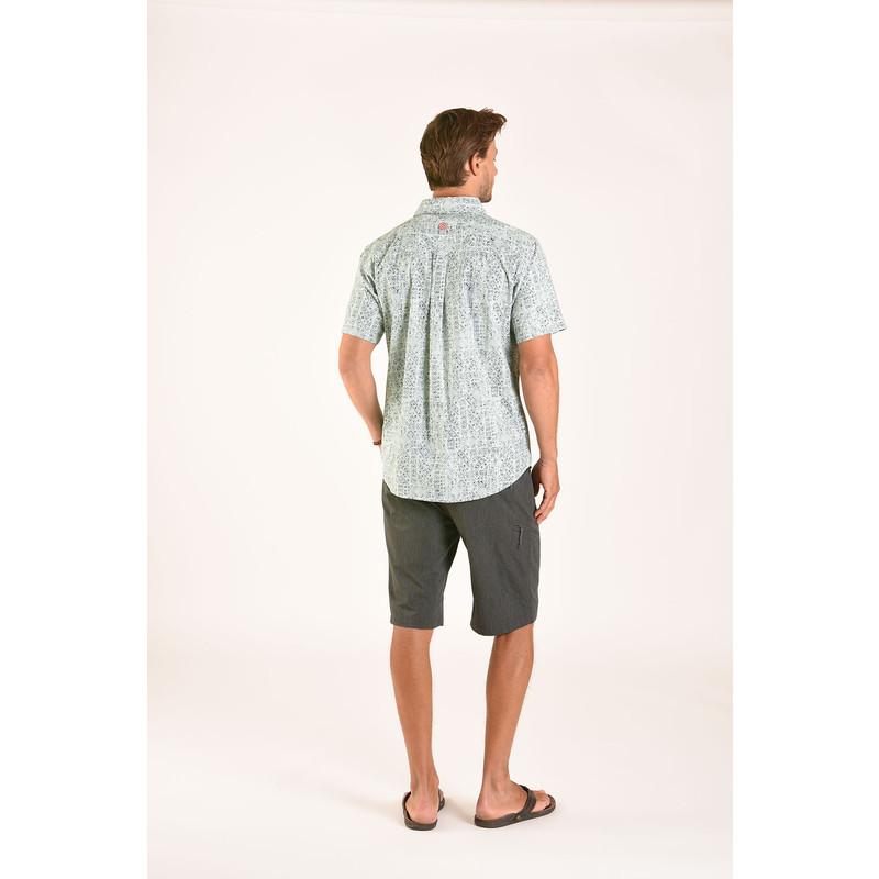 Durbar Shirt - Rani Blue