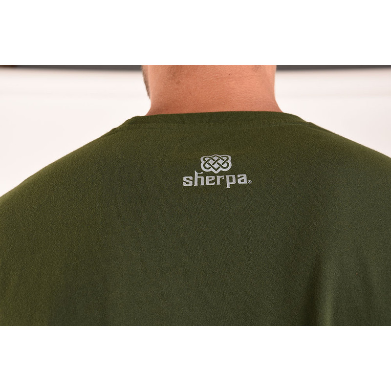 Tarcho Long Sleeve Tee - Mewa Green