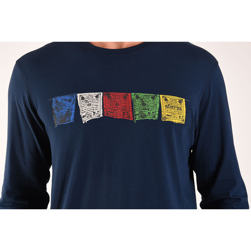 Tarcho Long Sleeve Tee - Rathee