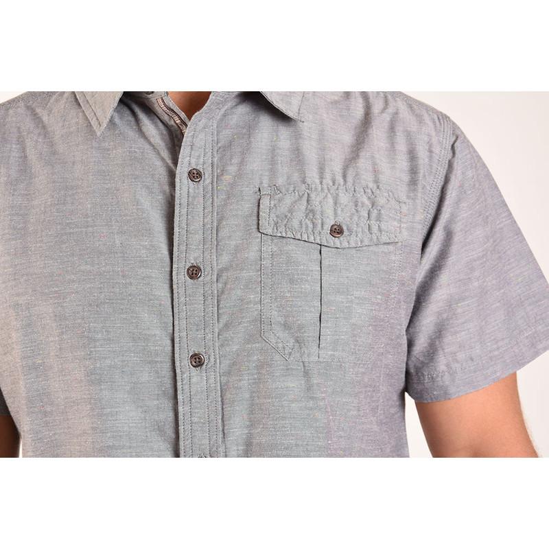 Lokta Short Sleeve Shirt - Kharani
