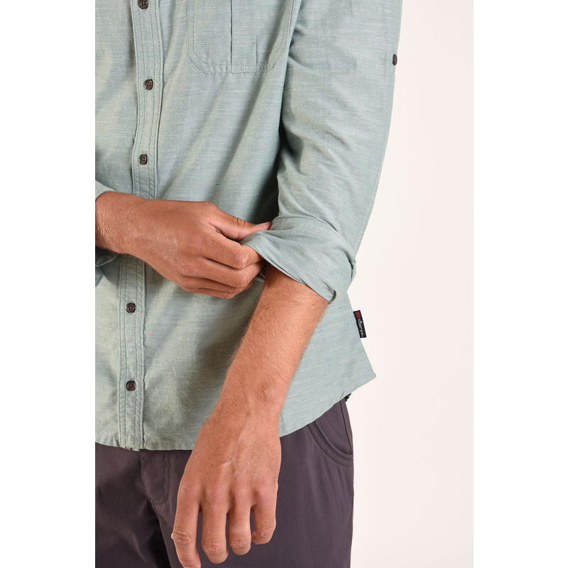 Lokta Long Sleeve Shirt - Khola