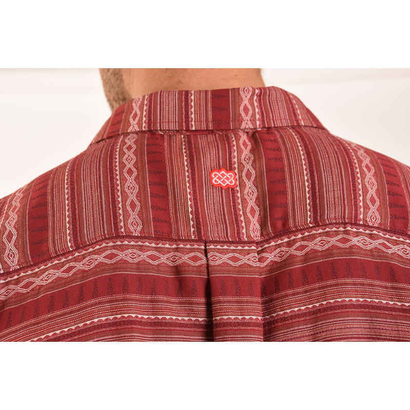 Bhaku Shirt - Potala Red
