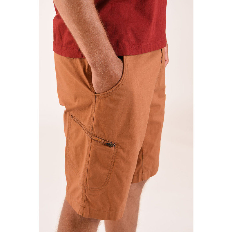 Mirik Short - Henna Brown