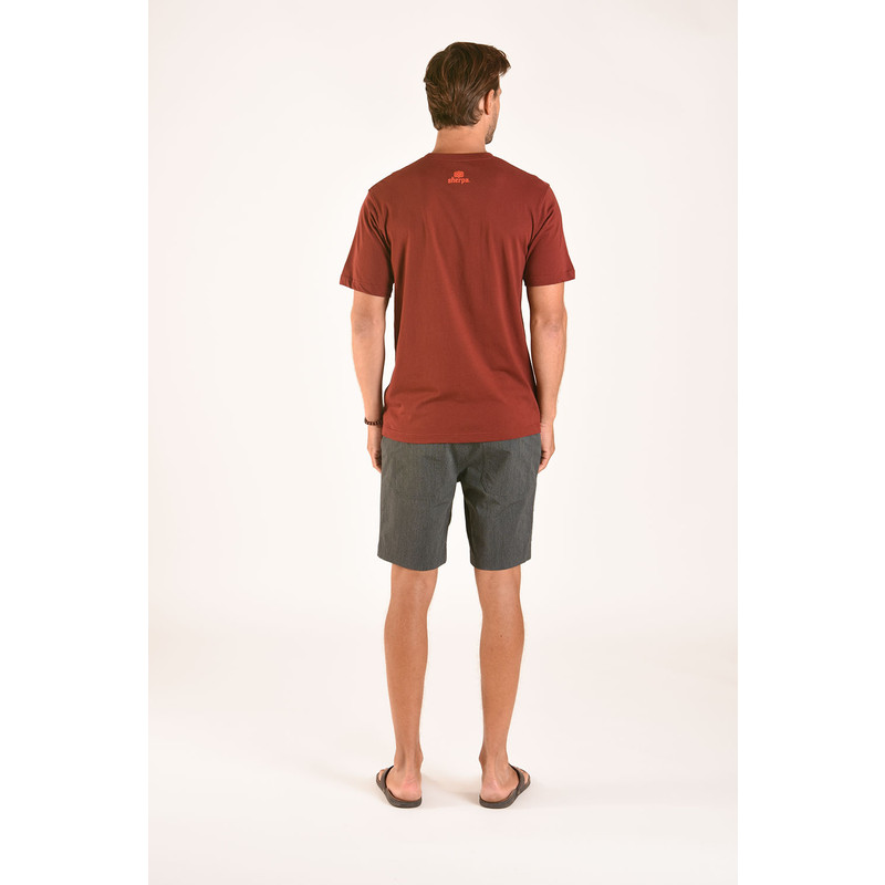 Tarcho Tee - Potala Red