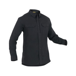 First Tactical M's L/S Tactical Shirt in Black