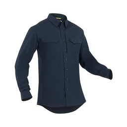 M's L/S Tactical Shirt Midnight Navy