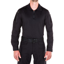 First Tactical Men's Defender Shirt in Black