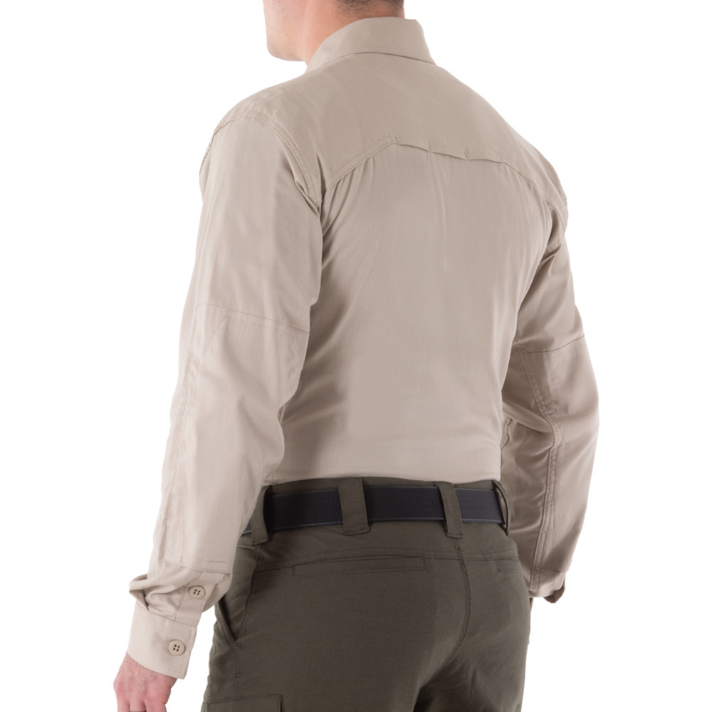 Men's V2 BDU L/S Shirt Khaki