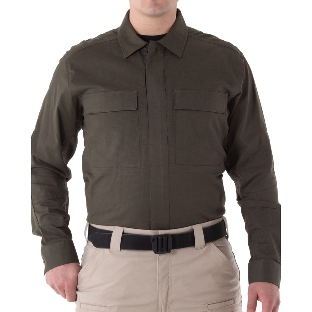 Men's V2 BDU L/S Shirt OD Green
