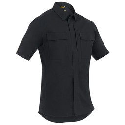 First Tactical M's Tactix S/S BDU Shirt in Black