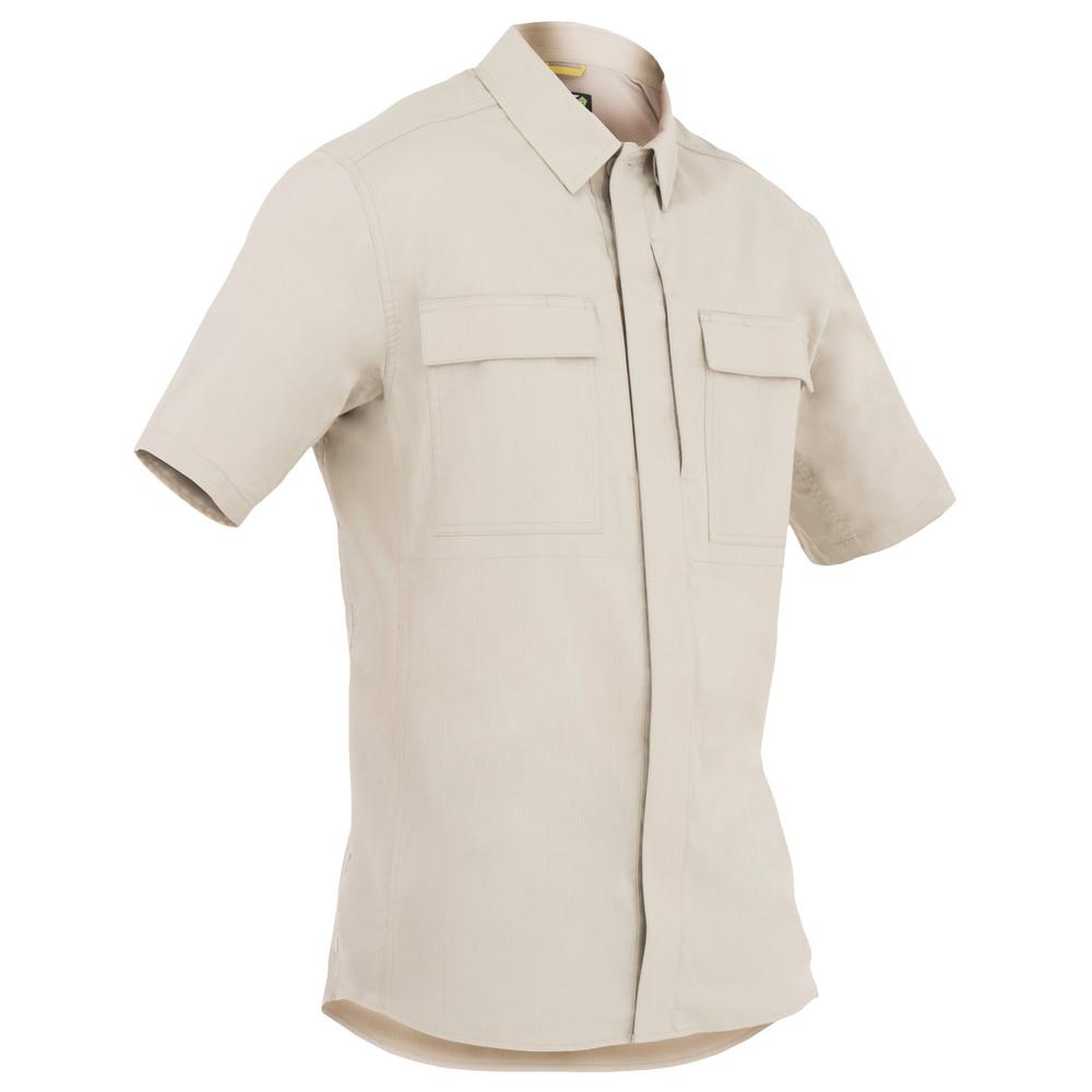 M's Tactix S/S BDU Shirt Khaki