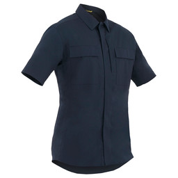 First Tactical M's Tactix S/S BDU Shirt in Midnight Navy