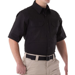 Men's V2 Tactical S/S Shirt Black