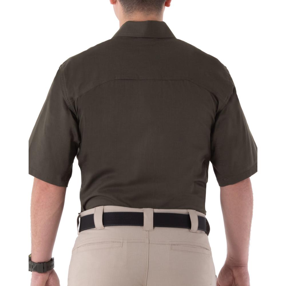 Men's V2 Tactical S/S Shirt OD Green