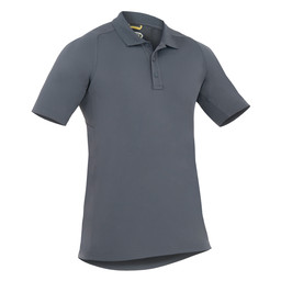 First Tactical M's Performance S/S Polo in Asphalt