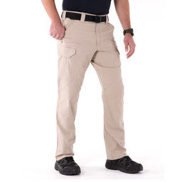 First Tactical Men's V2 Tactical Pant in Khaki