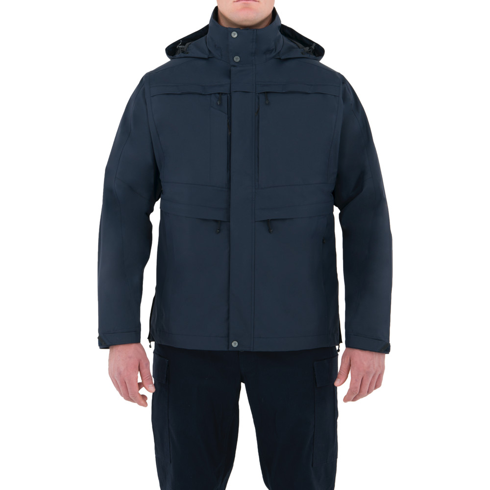 M's Tactix System Parka Midnight Navy