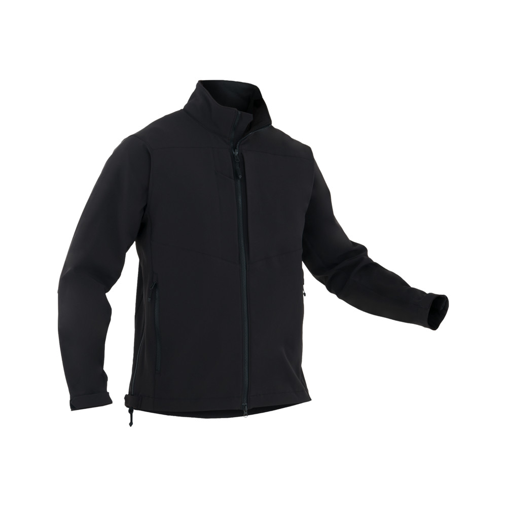 M's Tactix Softshell Jkt Black
