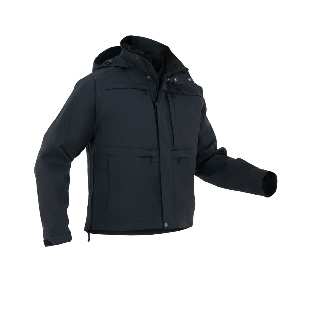 M's Tactix System Jacket Black