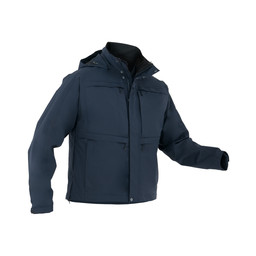 First Tactical M's Tactix System Jacket in Midnight Navy