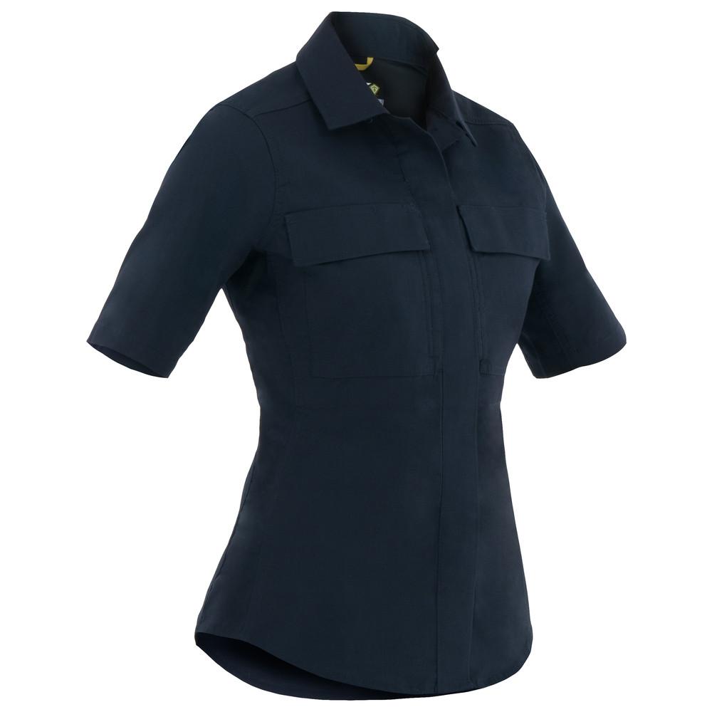 W's Tactix S/S BDU Shirt Midnight Navy