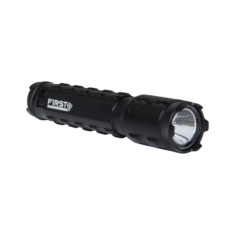 Medium Tritac Flashlight Black