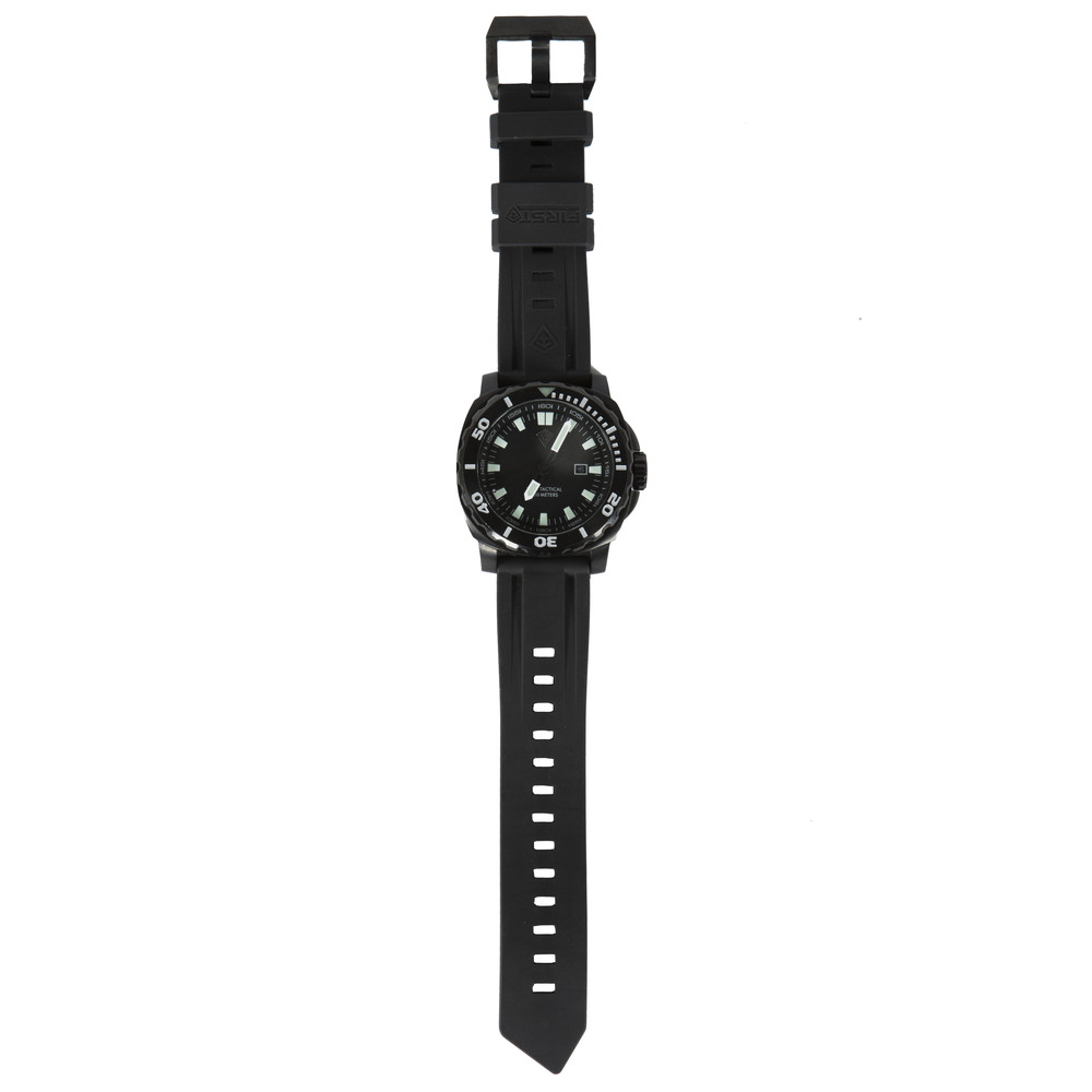 Fathom Dive Watch Black