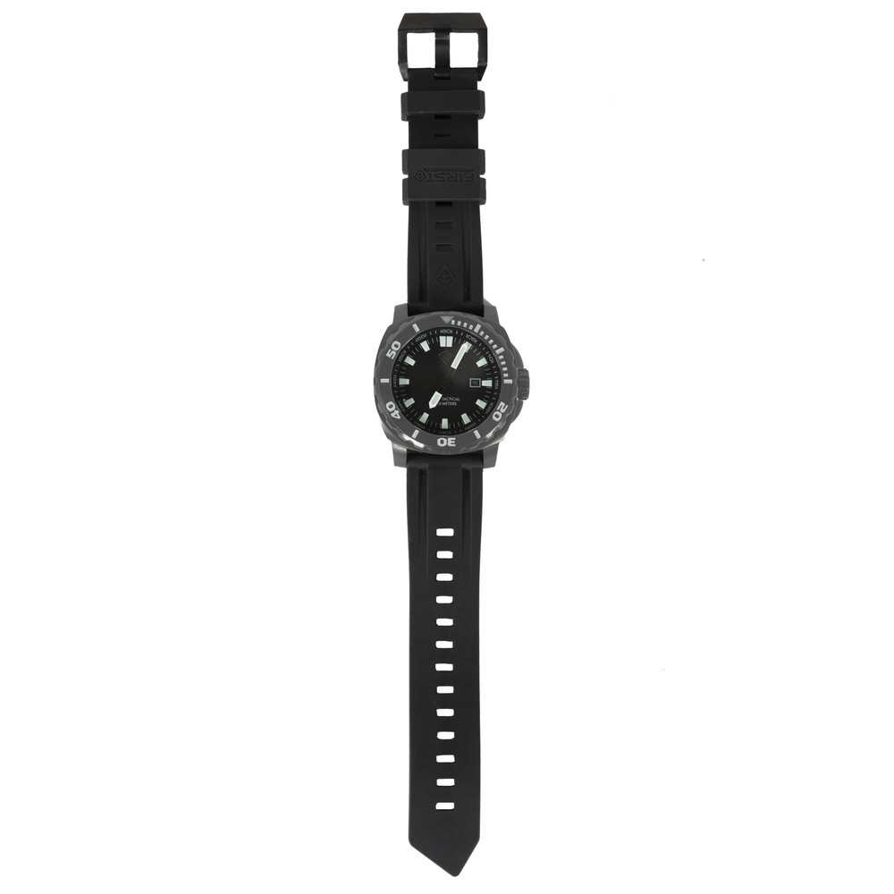 Fathom Dive Watch Brushed Steel
