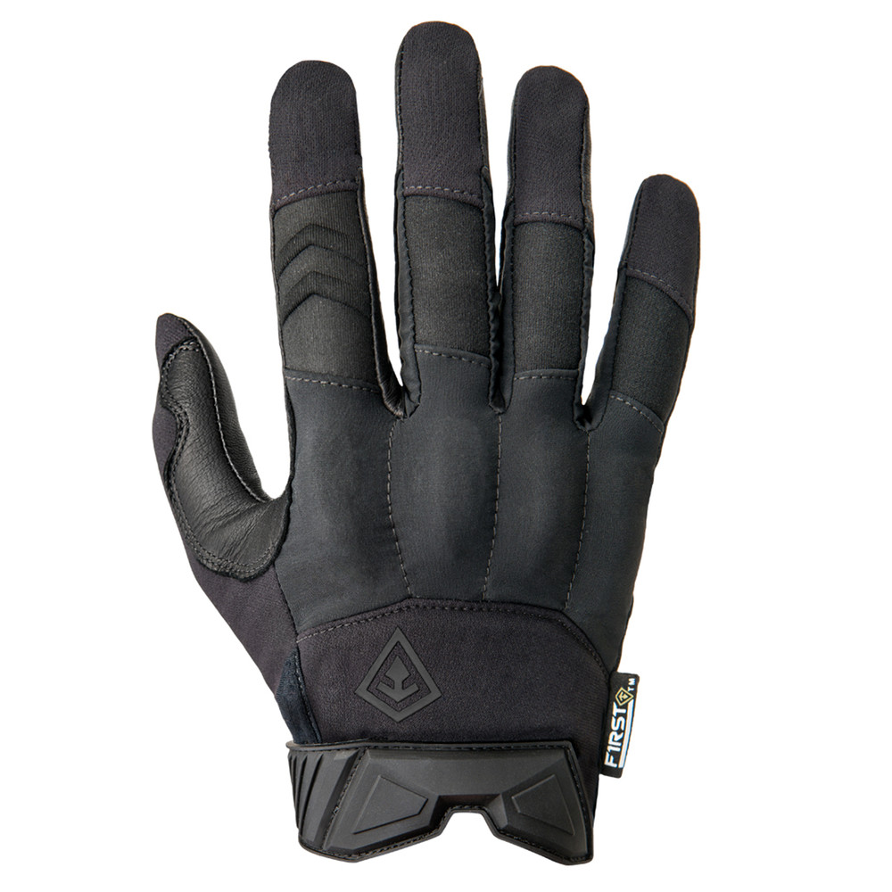 M's Medium Duty Padded Glove Black