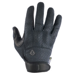 CR & FR Hard Knuckle Glove Black