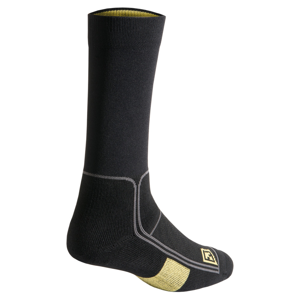 "Performance 6"" Sock Black"