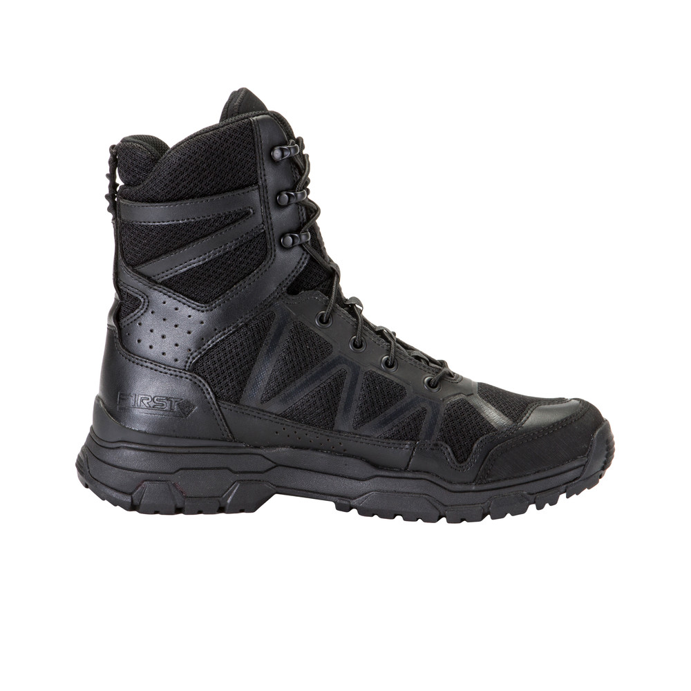 Men's 7' Operator Boot Black