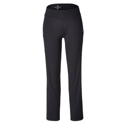 Royal Robbins Jammer Knit Pant  in Jet Black