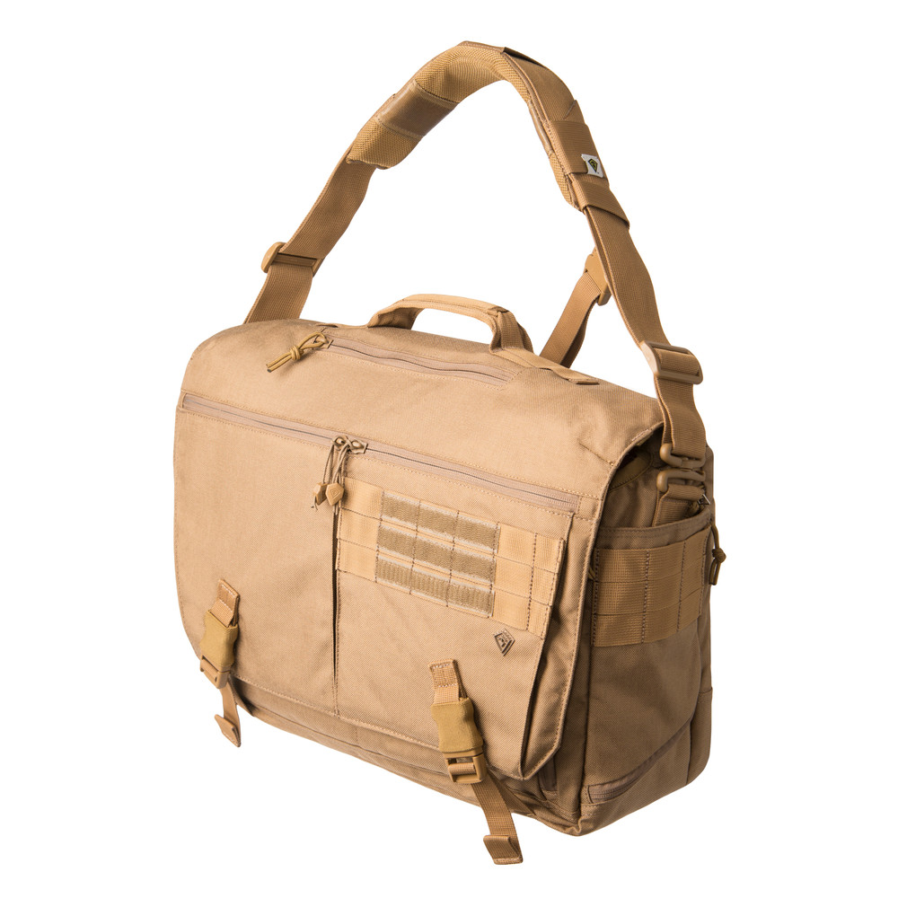 Ascend Messenger Bag Coyote