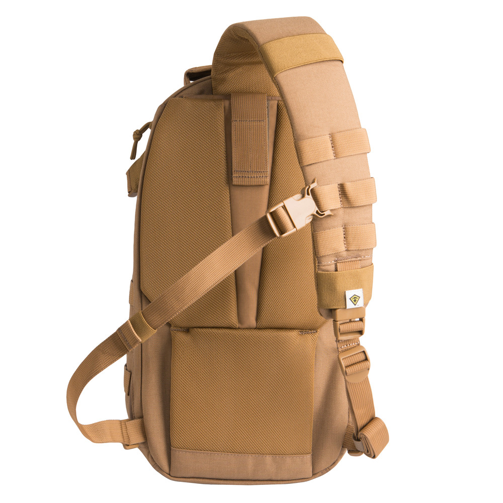 Crosshatch Sling Pack Coyote