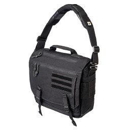 First Tactical Summit Side Satchel in Black