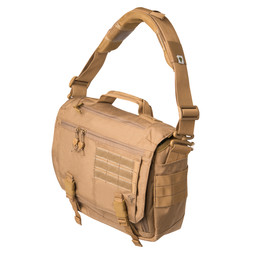First Tactical Summit Side Satchel in Coyote