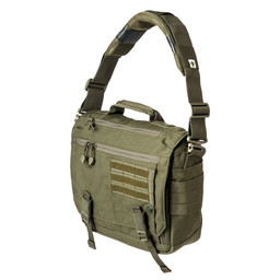First Tactical Summit Side Satchel in OD Green