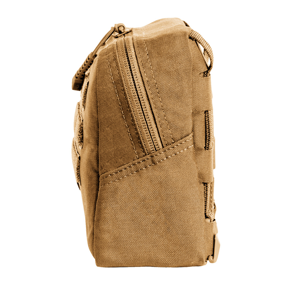 Tactix 9X6 Utility Pouch Coyote